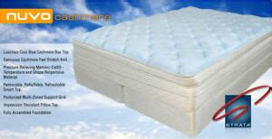 strata cashmere air bed mattress ebay