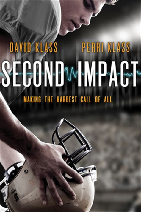 impact a safeguard novel books second impact by david klass reviews discussion