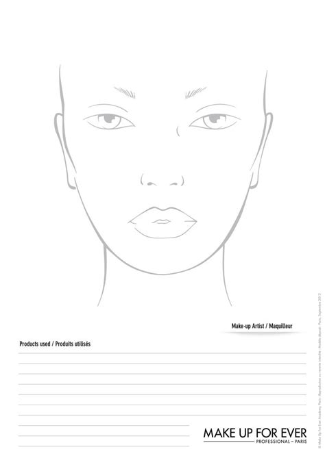 1000 Ideas About Face Mapping On Pinterest Acne Face Pimples On Forehead And Causes Of Acne Makeup Chart Template