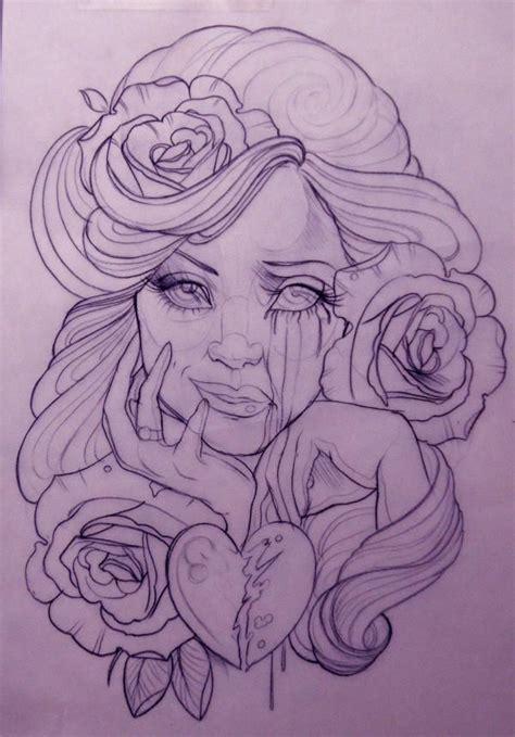 emily rose murray tattoos amp sketchings pinterest rose