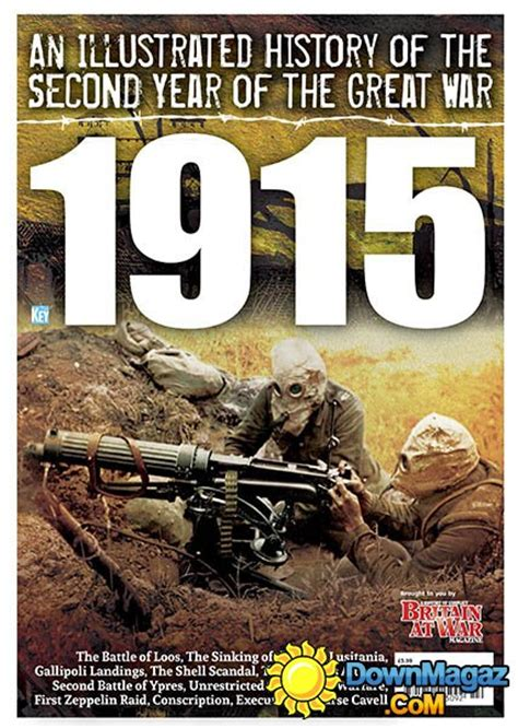 britain  war special  illustrated history