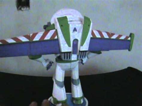 Buzz Lightyear Papercraft - papercraft buzz lightyear