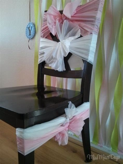 Diy Baby Shower Chair by 17 Best Ideas About Plastic Tables On Plastic