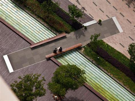 urban layout landscape features and pedestrian usage swa grouptan gubei pedestrian promenade 11 architecture