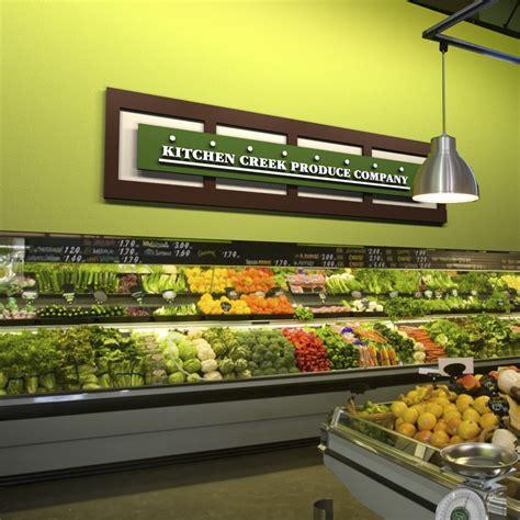 supermarket interior design supermarket interior design produce signs