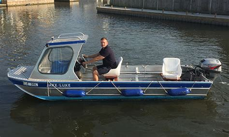 fishing boat for hire fishing boats for hire richardson s boating holidays