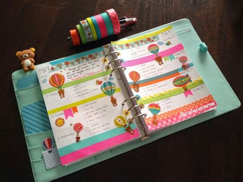 Decoration Ideas For Diary Filofax Decorating Ideas I The Time But I