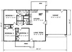 1200 Square Foot House Plans Style House Plans 1200 Square Foot Home 1 Story 3