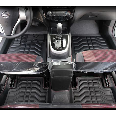 Floor Car by Free Shipping Leather Car Floor Mat Carpet Rug For New