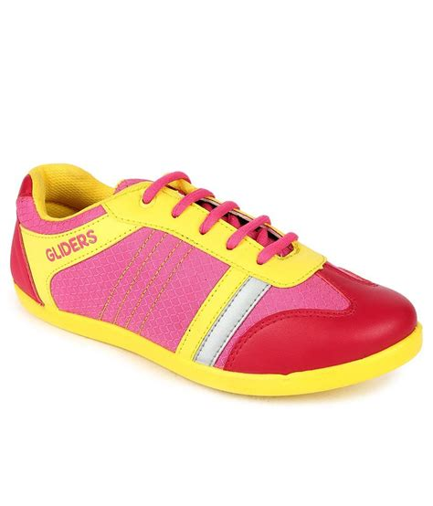 pink sport shoes gliders pink sport shoes price in india buy gliders pink