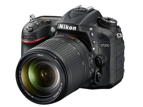 dslr nikon nikon d7200 news at cameraegg