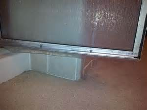 shower door threshold seal shower door seal home