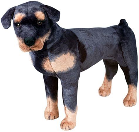 large stuffed rottweiler gummylump vote
