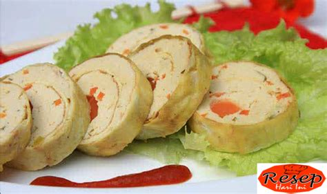 cara membuat takoyaki isi ayam resep cara membuat rolade isi daging ayam spesial info