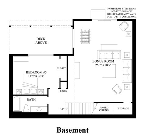design your own basement sequoia glen executive the ballard with basement home