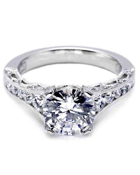 Wedding Rings Tacori by Tacori Engagement Ring Martha Stewart Weddings