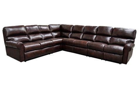 arizona leather sectional brookhaven reclining sectional arizona leather interiors