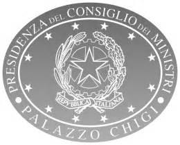 logo presidenza consiglio dei ministri governo della repubblica italiana