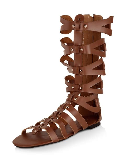 Buy My Foot Flat Gladiator Sandals For S
