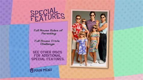full house all seasons season 2 bonus materials