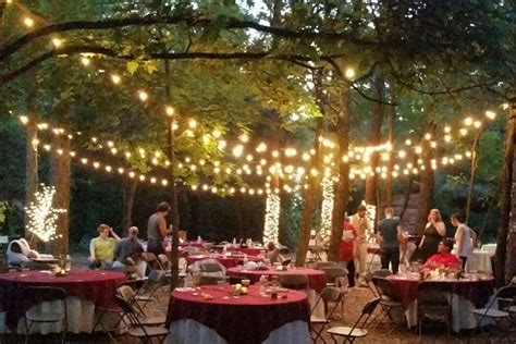 majestic pines wedding venue chickasaw country