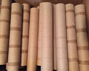 What To Make With A Paper Towel Roll - paper towel rolls etsy