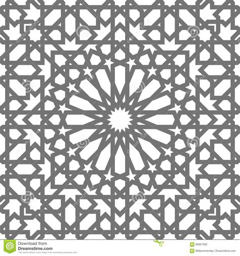 islamic pattern cdr islamic vector geometric ornaments traditional arabic art