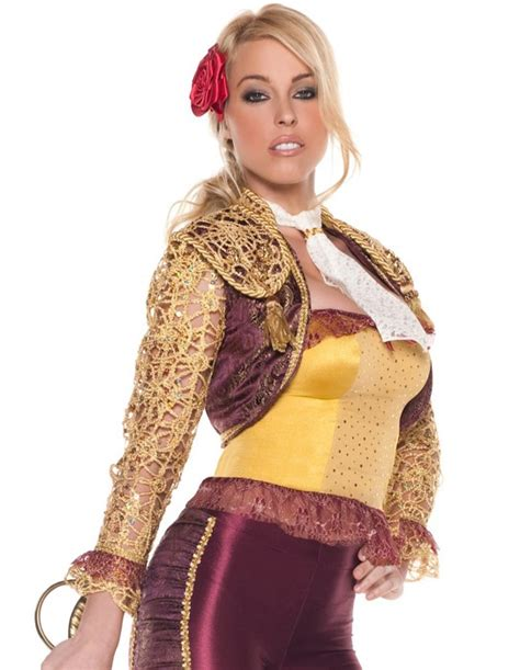 women s women s sexy spanish matador bullfighter costume