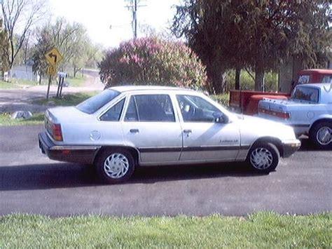 pontiac lemans 1990 xlimestonex 1990 pontiac lemans specs photos