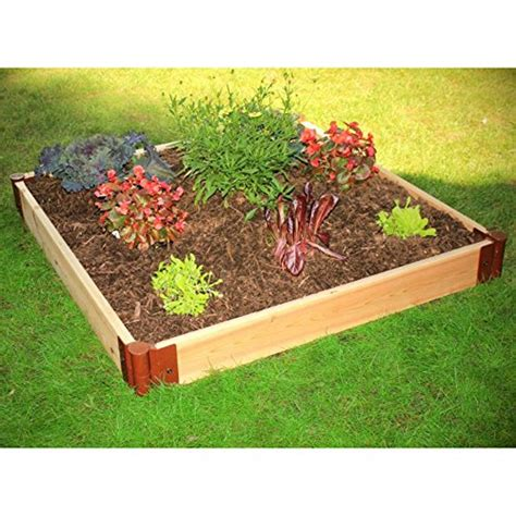 cedar raised garden bed kit top 17 best cedar raised garden bed kits 2018