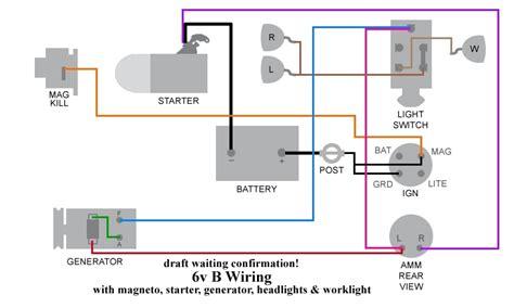 allis chalmers wd wiring schematic diagram 42 wiring