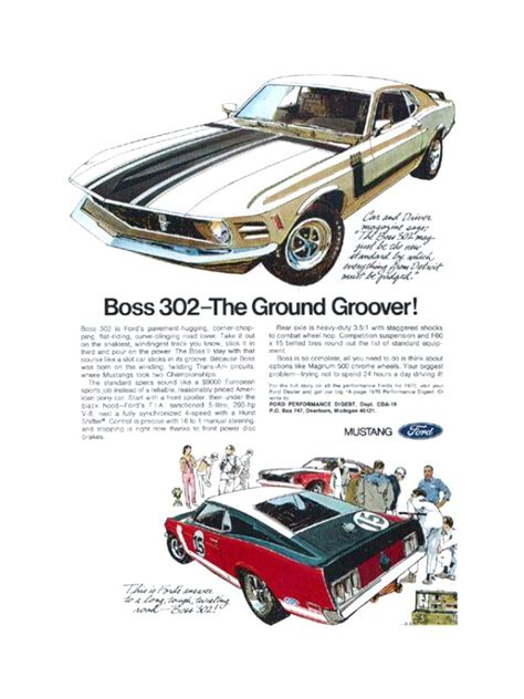 20mustang parts history of the early 1970 s mustang mustang news