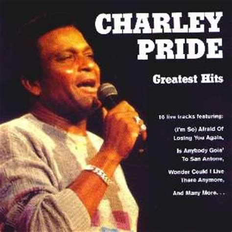 Charley Pride Crystal Chandeliers Medley Does My Ring Hurt Your Finger Too Good To Be True