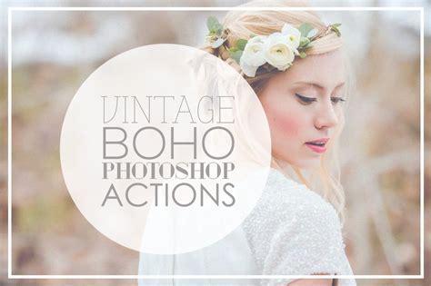 Vintage Wedding Photoshop Actions ~ Photoshop Add Ons