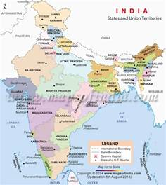 Political Map Of India by Road From Gujarat To Mizoram Part Of Pm S Bharat Mala Plan