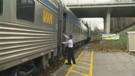 Via Rail Kitchener by Advocacy Calls For 5 Billion Via Rail Service