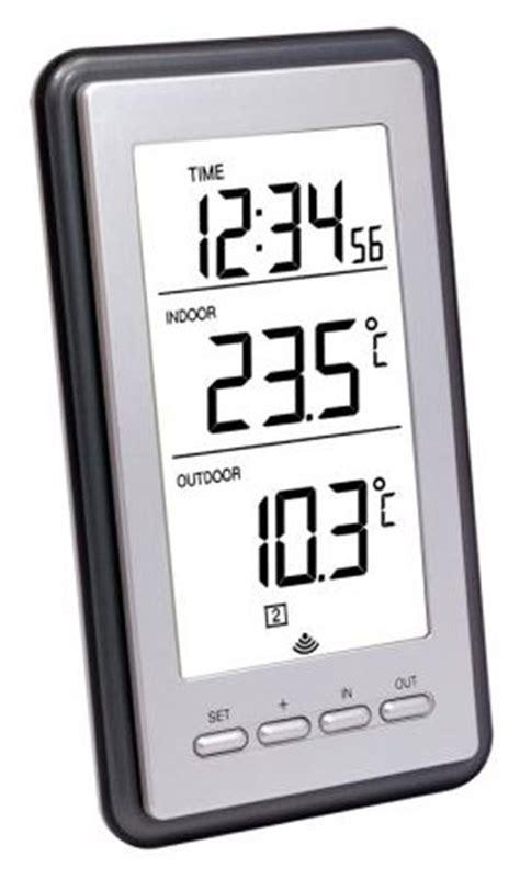 thermometre int 233 rieur exterieur sans fil wikilia fr