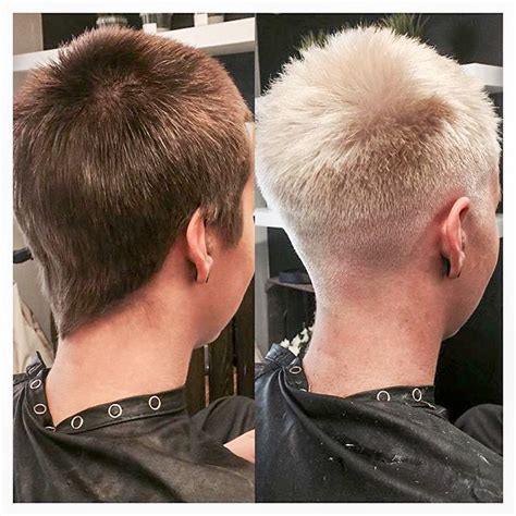 video on how to cutpxie with clippers 17 best images about hair before and after haircuts on