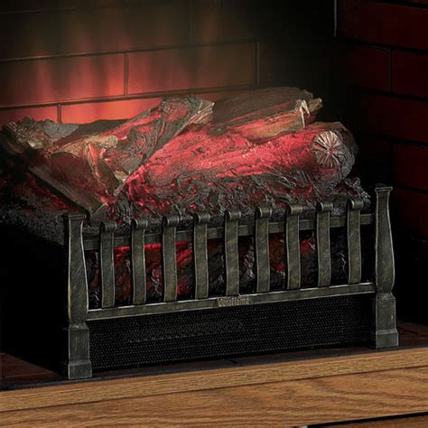 duraflame fireplace logs duraflame 20 inch led insert log set