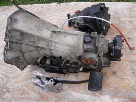 mercedes automatic transmission 722 418 2 65 rear