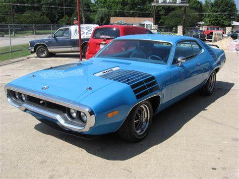 chrysler roadrunner 1972 chrysler roadrunner