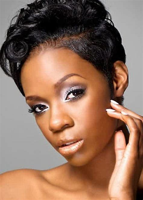 hints for cutting african american hair image result for african american hairstyles for short