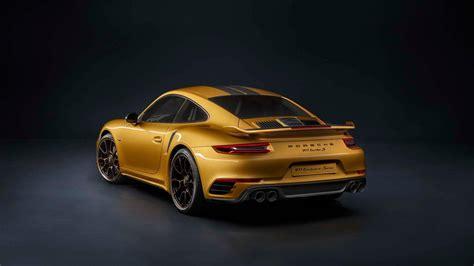 gold porsche this porsche 911 gts secretly uses 911 turbo s exclusive