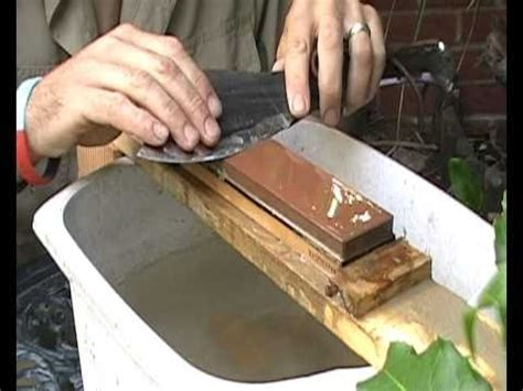japanese water stones knife sharpening with king japanese water stones