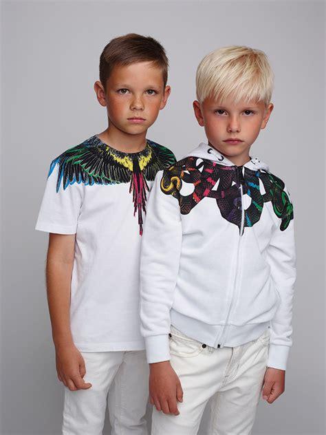 kids wear marcelo burlon kids  milan ss