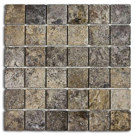 shop anatolia tile scabos mixed pattern mosaic travertine travertine mosaic 28 images wholesale travertine