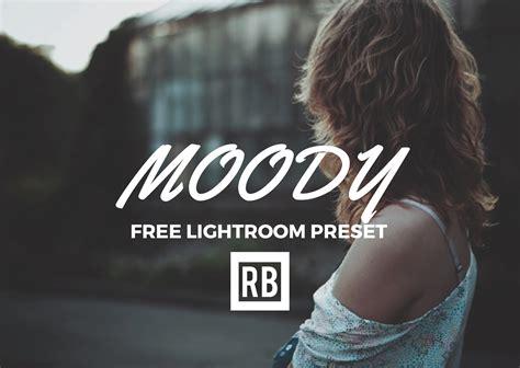 Preset Lightroom Premium Photoshop Lengkap 1 free lightroom preset moody by retouchingblog on deviantart