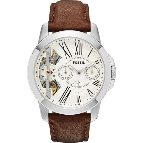Fossil Grant Twist Me1144 fossil me1144 heren horloge grant twist