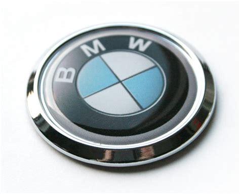Auto Decals And Emblems by Automotive Emblems Bmw Car Chrome Emblem Decal Bumper