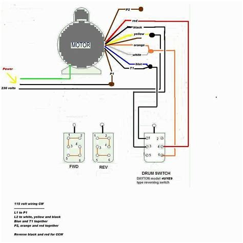 weg single phase wiring diagram wiring diagram with